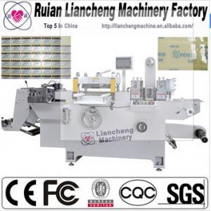 China die cutting machines and rotary die cutting and slitting machine on sale