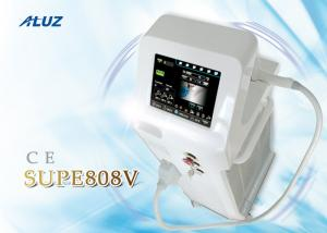 China Medical Permanent Home Laser Hair Removal Machine Safety Slight Pain on sale