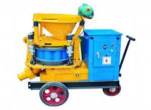 China PZ model Concrete Spraying Machine on sale
