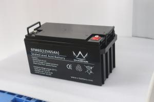 China Sealed High Rate Discharge Battery For UPS , Inverter , Solar Power on sale