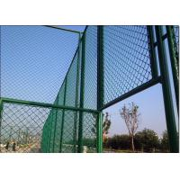 China Safety Cyclone Wire Fence Hurricane Fence Panels With Wide Application on sale