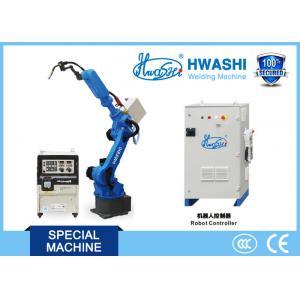 China Articulated Soldering Industrial Welding Robots Arc CO2 MIG Welding Robot on sale