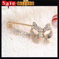 Rhinestone Brooches Crystal Bow Bowknot Broach Pin,Wedding Bridal rhinestone Bow Brooch