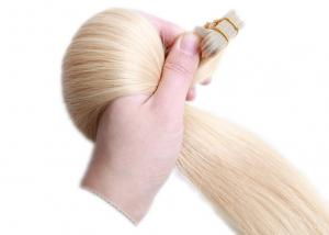 China 18 - 22 Invisible Double Sided Hair Extension Tape 100% Remy Without Synthetic Hair Mixed on sale