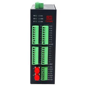 China Analog Signal Digital Signal Fiber Optic Multiplexer , Industrial Ethernet Media Converter on sale