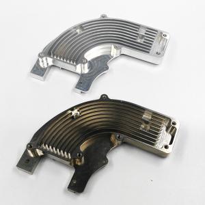 China Nickel Plated CNC Aluminum Parts Corrosion Resistance , Aluminum CNC Parts on sale