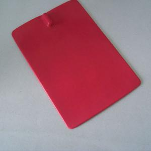 China big red silicon electrode pads for breast massage/for medical equipment on sale