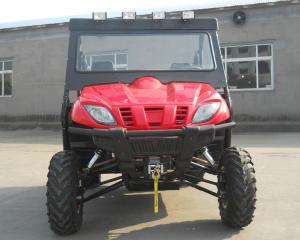 China 800cc Side By Side Utility Vehicle 25 * 12 Tire And Alloy Wheels  2 / 4 Selectable Switch on sale