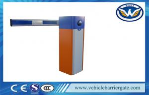 China Manual Release Car Parking Barrier Gate Security Safety Fast Speed on sale