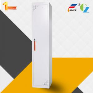 China High quality top seller 1 door steel locker / wardrobes for sale in China on sale