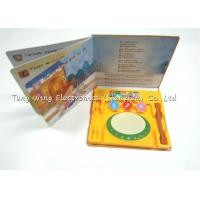 Instruments Drum Baby Sound Books Intellectual Indoor educational toy