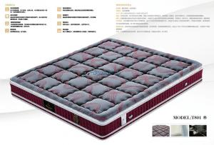 China luxury bedding mattress;pocket spring mattress;memory foam spring mattress; on sale
