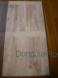China 12mm Laminate Flooring of Registered Embossed Surface and Real wood grain AC3 China manufacturer on sale