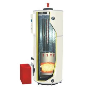 China Vertical Gas & Oil Fired Hot Water Boilers on sale