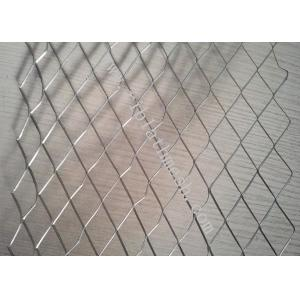 China Anti Cracking Brickwork Reinforcement Mesh , Galvanized Steel Stucco Netting on sale