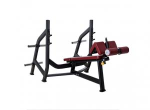 China fitness equipment Olympic Decline Bench XF29 on sale