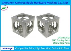 China 304 / 316 Stainless Steel CNC Milling Parts , Customized CNC Precision Parts on sale