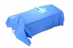 China SMMS Fabric Surgical Extremity Drape  Preventing Fluid Penetration on sale