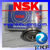 China NSK 6000ZZNR Deep Groove Ball Bearing With Jump Ring, 1 - 500 mm Bore Size on sale