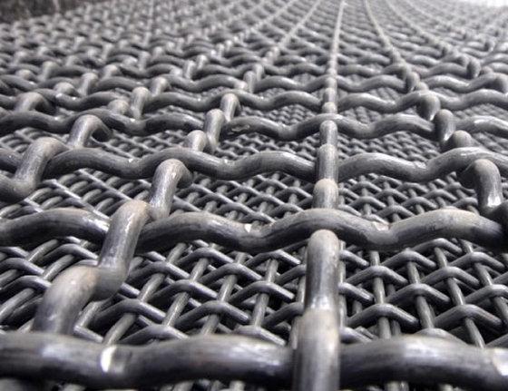 Lock Crimp Screen Mesh image