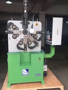 China High Precision Screw Sleeve Machine 380V 50Hz For Wire Diameter M2 - M16 on sale