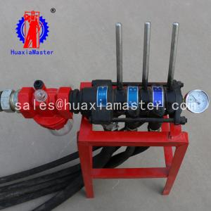 China Master HUA XIA, KQZ-200D, Air Compressor & Electric Motor Driven Drilling Rig,quality-assured drilling rig,factory price on sale