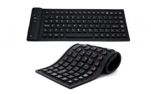 China rollup Wireless bluetooth foldable folding archos 101 bluetooth keyboard for ipad3 on sale