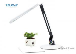 China LED Screen Rechargeable Battery Operated Desk Lamp With Calendar and Alarm Clock Display on sale