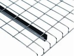 China High Density Heavy Duty Welded Storage Galvanized Steel Waterfall Standard Size Wire Mesh Deck Panel Manufacturers on sale