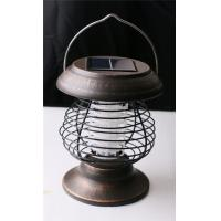 Mosquito Killer Solar Power LED Lamp Outdoor Garden Yard Lawn Walkway Light