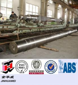 China Ship Forged Steering Propeller Shaft on sale