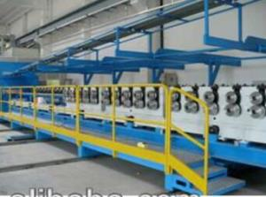 China Discontinuous PU Sandwich Panel Production Line , Sandwich Panel Roll Forming Machine on sale