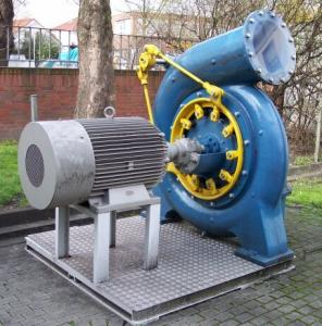 China Francis Type Hydroelectric Generator on sale