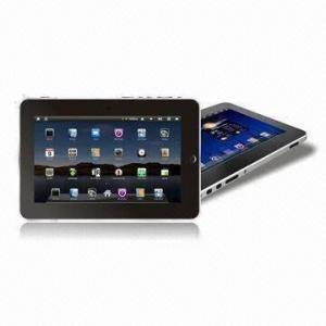 China A10 Cortex A8 4GB dual Mali - 400 2D Google Android Touchpad Tablet PC with  MSDS battery on sale