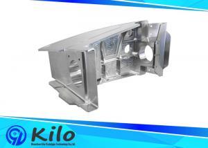 China ISO 9001 Certificated Aluminium Rapid Prototype With CNC Machine Powder Coating Finishing on sale