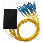 1 x 32 divisor do PLC da fibra ótica FTTH, sc, lc, fc, st, 16.8db, CATV/CATV, confiança alta