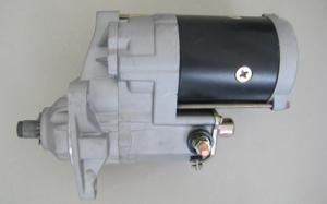 China Toyota Starter Motors Isuzu Trucks  6SD1 24V 5.5KW 11-T CW on sale
