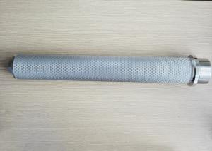 China Industrial Liquid Filter Elements Stainless Steel Wire Mesh Filter Cartridge on sale