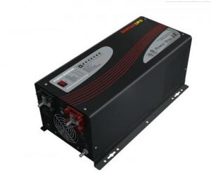 China Solar Inverter-power star w7 12V / 24V / 48Vdc To 220V / 230V / 240Vac  Pure Sine Wave Inver on sale