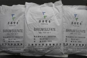 China Barium sulfate325mesh on sale