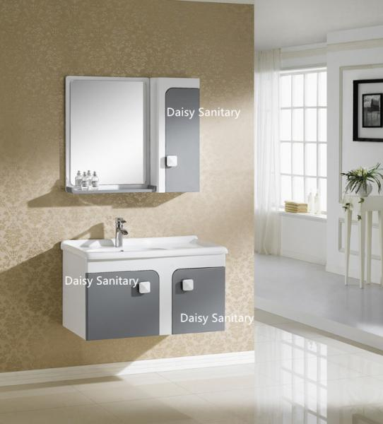 Side Mirror Cabinet All In One Bathroom