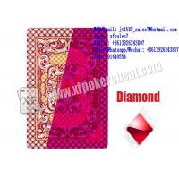 China XF Russian Giant Crown Paper Playing Cards For With Invisible Ink Bar-Codes on sale