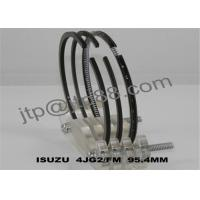 ISUZU 4JG2 Piston Ring Kits For Diesel Engine OEM 8-97080215-0 95.4mm
