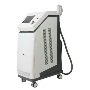 China 1200w Ipl Hair Removal Machine With Laser / Ipl Handpiece on sale