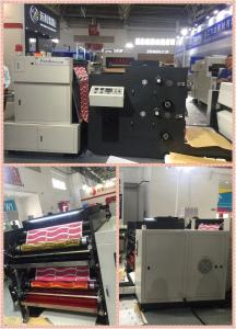 Quality High Precision Paper Flexo Printing Machine / Punching Machine FDC920 For Roll for sale