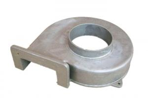China High Precision Cast Aluminium Parts Aluminum Investment Casting ASTM A356 T6 on sale