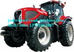 China YTO-LF1504 Farm Tractor 110KW Towing Power 34KN, Operating Weight 6480kgs Farm Using Condition wholesale