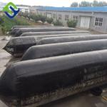 Used for culvert construction of concrete formwork inflatable rubber balloon