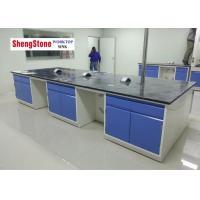 Medical Company Modular Lab Furniture , Scientific Lab Furniture Chemical Resistant