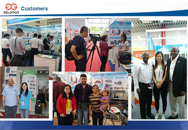 Exhibition of GELGOOG Machinery